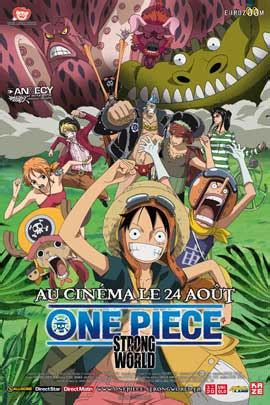 One Piece  Film 10 : Strong World