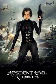 Resident Evil: Retribution FRENCH