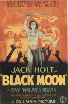 Black to the Moon