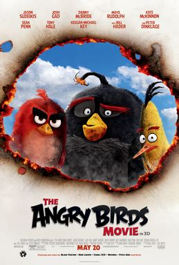 Angry Birds, le