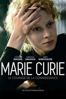 Marie Curie 2016 bluray